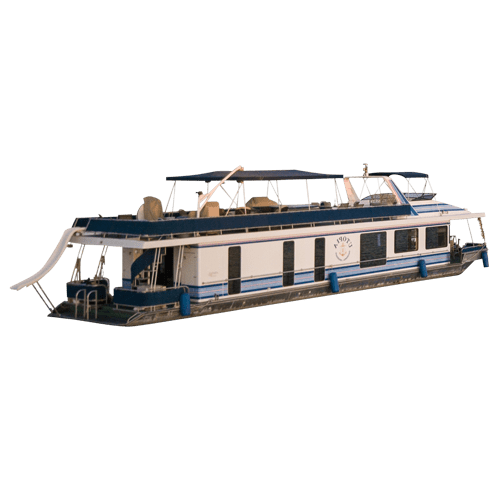 Utopian Cruise lake boat